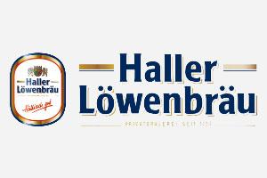 Logo Haller Löwenbräu