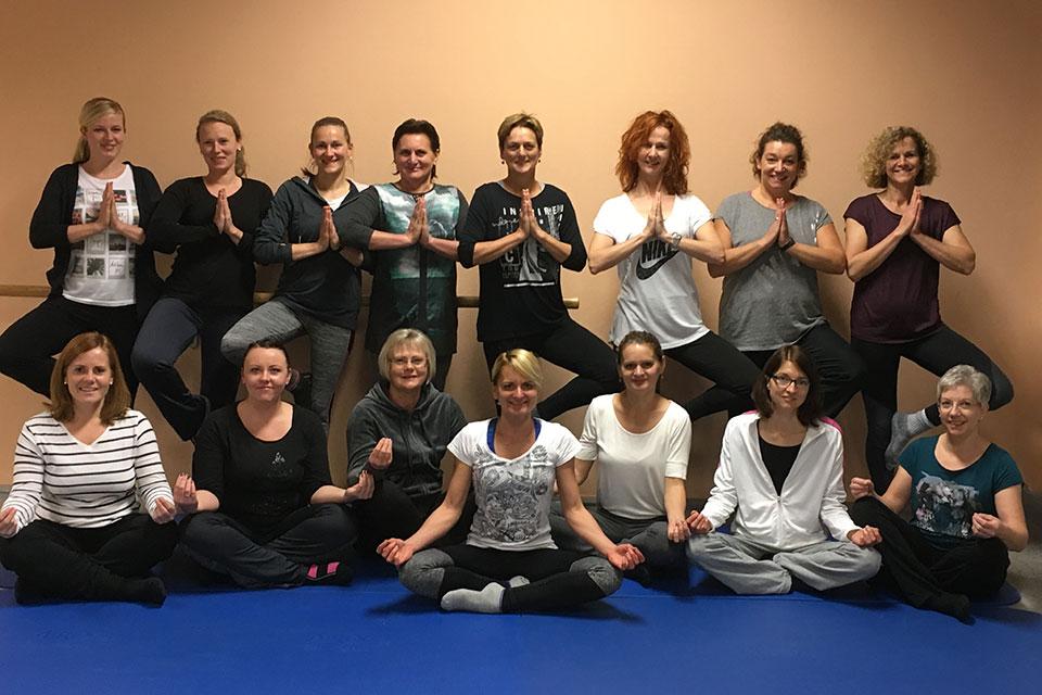 Yoga – Kraft durch Entspannung