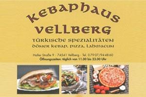 Kebabhaus Vellberg Logo