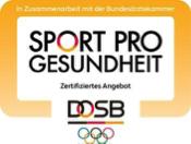 Log Sport PRO Gesundheit
