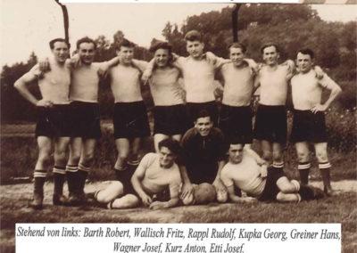 Fußball Chronik in Bildern