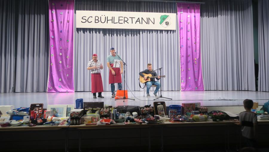 Pressebericht HT – SC Winterfeier