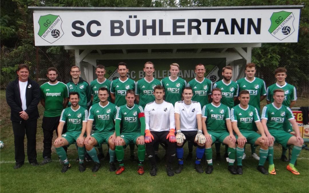 Spielbericht SCBühlertann-TSV Gerabronn