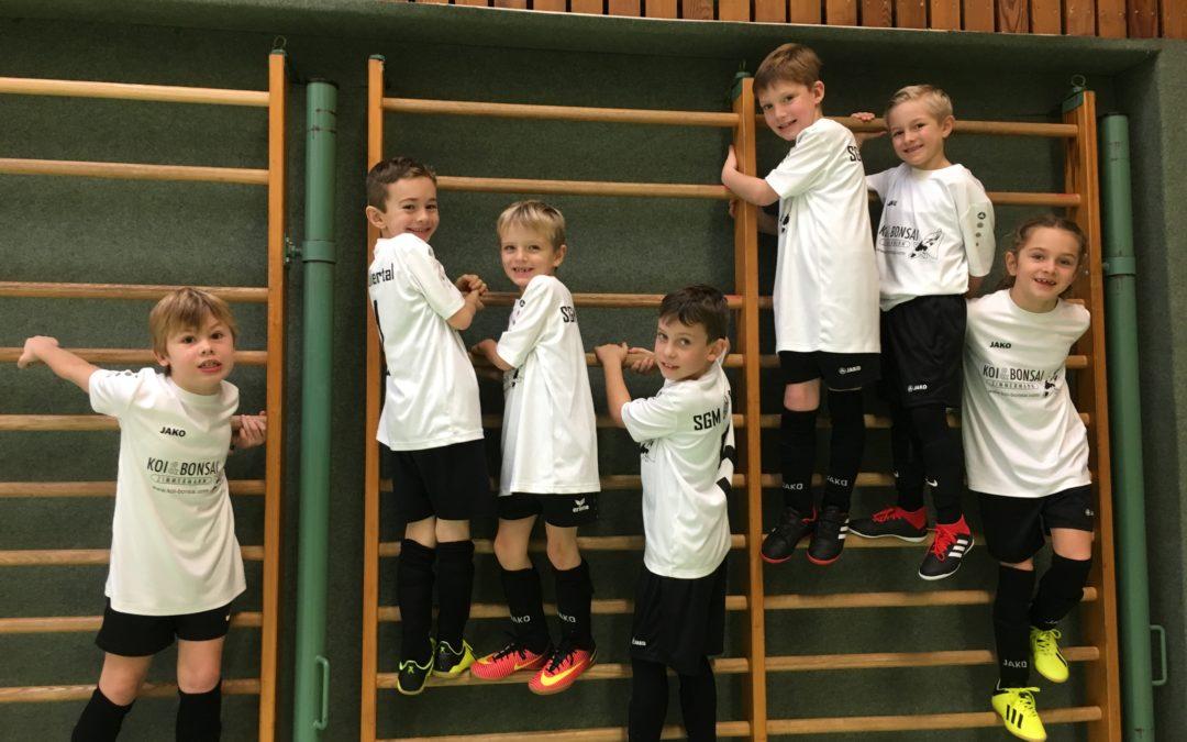 F Jugend beim HT Cup in Schwäbisch Hall