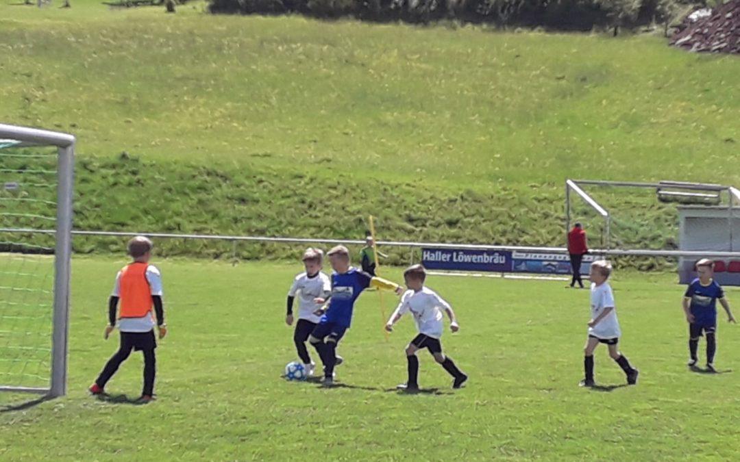 F-Jugend Feldspieltag in Bühlerzell