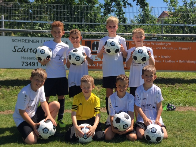 F 1 erfolgreich beim Turnier in Neuler