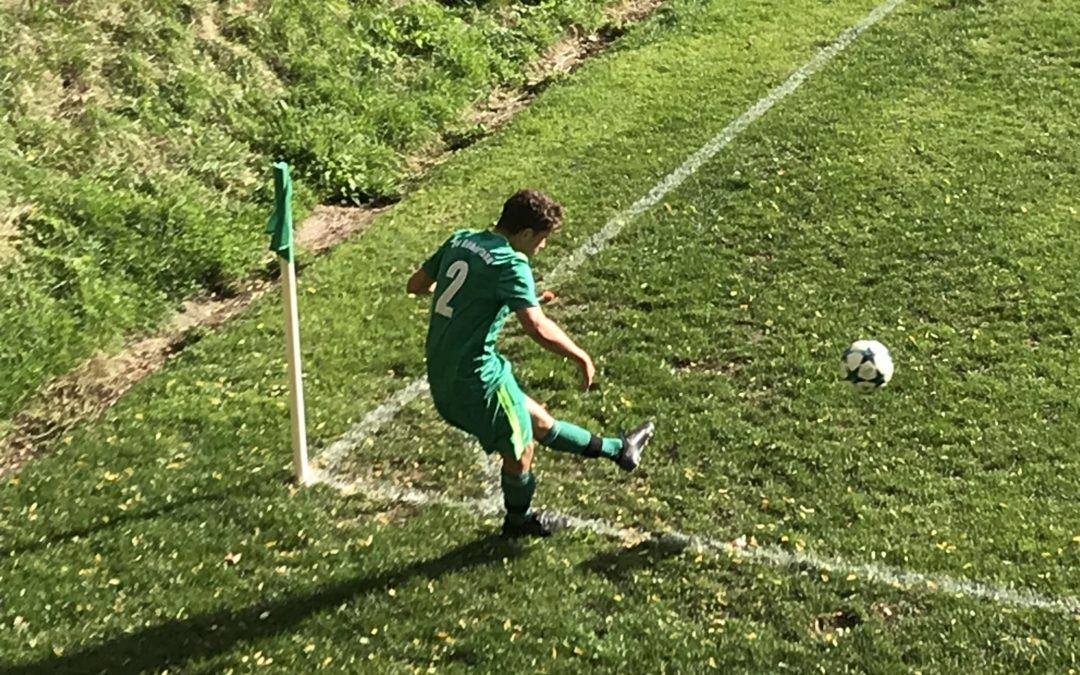 SCB gegen TSV Obersontheim II: 6:1