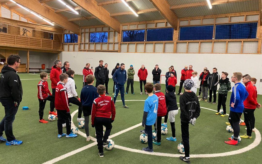 Jugendtrainer TSG Hoffenheim